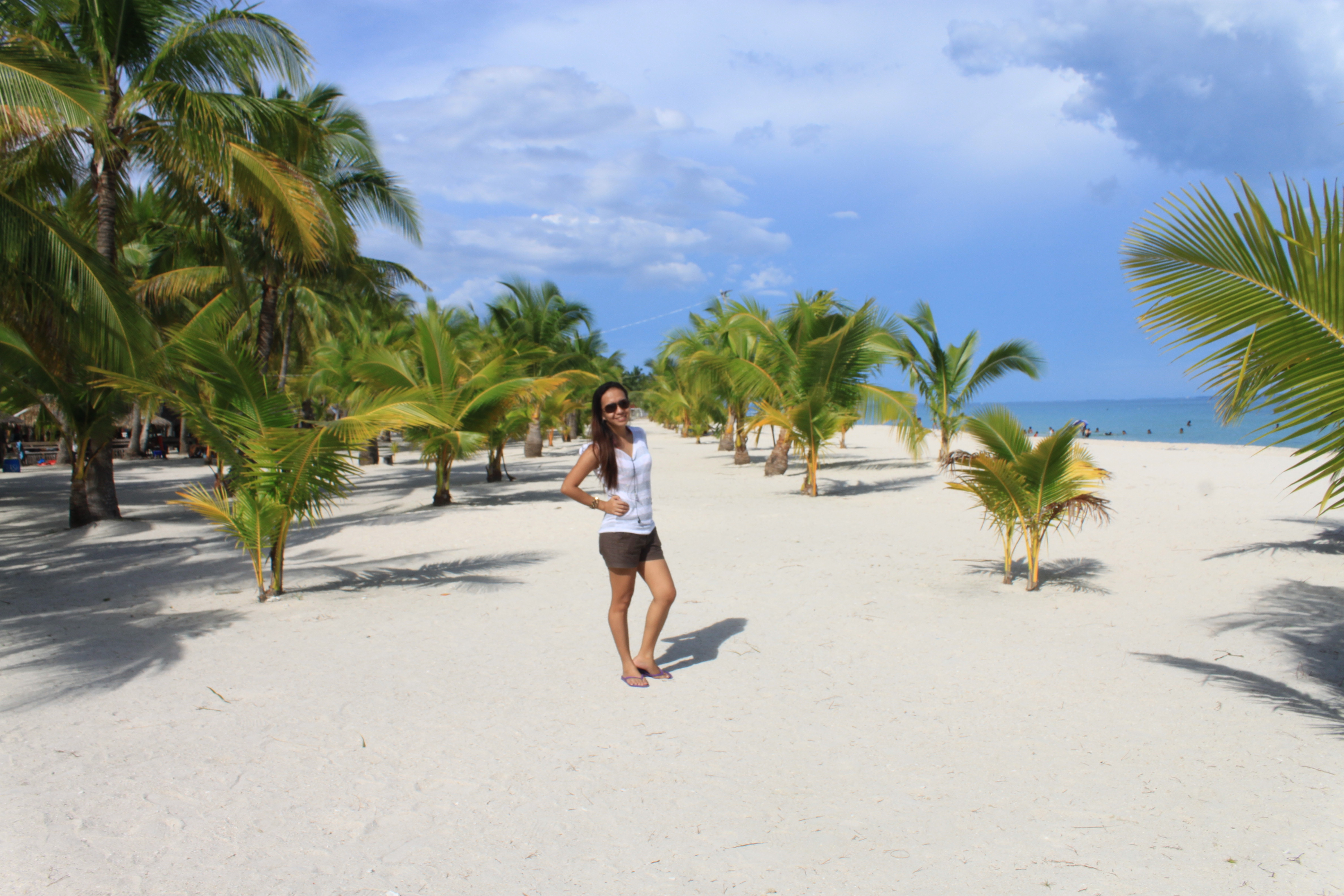 Exploring Bantayan Island Sugar Beach Sta Fe Beach And